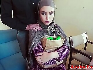 Muslim amateur fucks be worthwhile for cash and tastes jizz